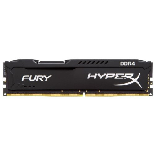 Фото ОЗУ Kingston DDR4 8GB 3466Mhz HyperX Fury Black (HX434C19FB2/8)