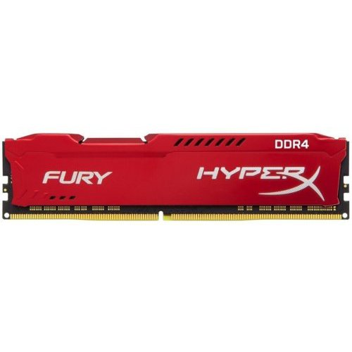 Фото ОЗУ Kingston DDR4 8GB 3200Mhz HyperX Fury Red (HX432C18FR2/8)