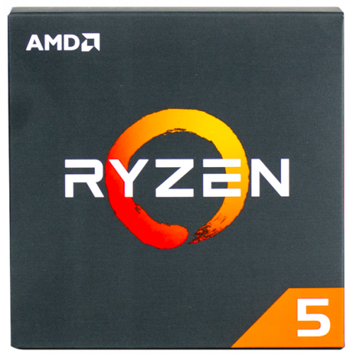 Фото Процессор AMD Ryzen 5 2600 3.4(3.9)GHz 16MB sAM4 Box (YD2600BBAFBOX)