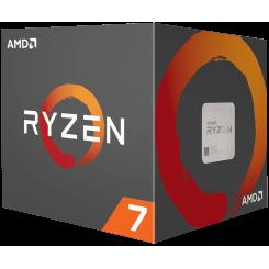 AMD Ryzen 7 2700 3.2(4.1)GHz 16MB sAM4 Box (YD2700BBAFBOX)