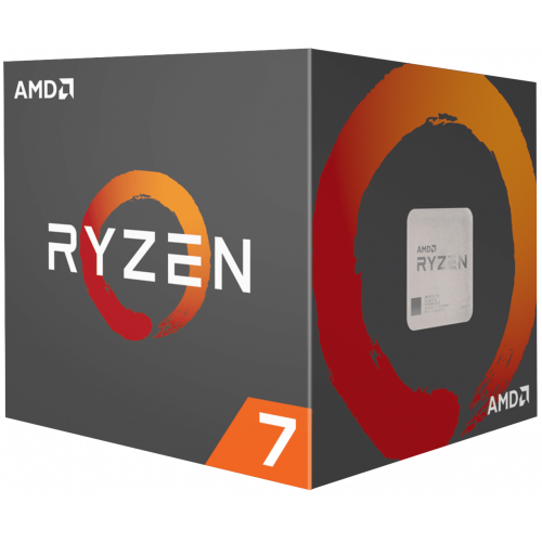 Фото Процесор AMD Ryzen 7 2700 3.2(4.1)GHz 16MB sAM4 Box (YD2700BBAFBOX)