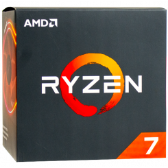 AMD Ryzen 7 2700X 3.7(4.3)GHz 16MB sAM4 Box (YD270XBGAFBOX)