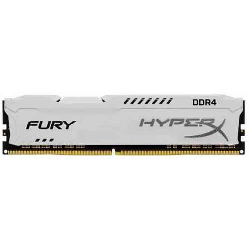 Фото ОЗУ Kingston DDR4 8GB 3466Mhz HyperX Fury White (HX434C19FW2/8)
