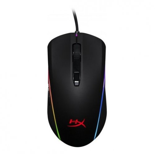 Фото Мышка Kingston HyperX Pulsefire Surge USB (HX-MC002B) Black
