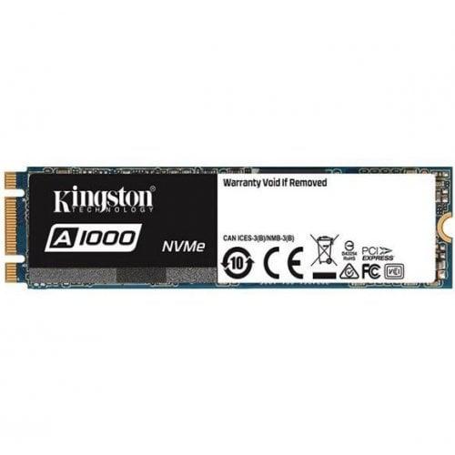 Фото SSD-диск Kingston A1000 TLC 480GB M.2 (2280 PCI-E) (SA1000M8/480G)