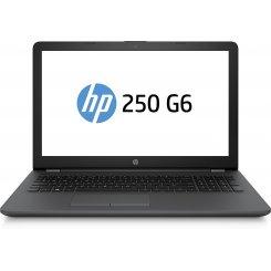 Фото Уценка ноутбук HP 250 G6 (2EV82ES) Dark Ash (Вскрыта упаковка, 84118)