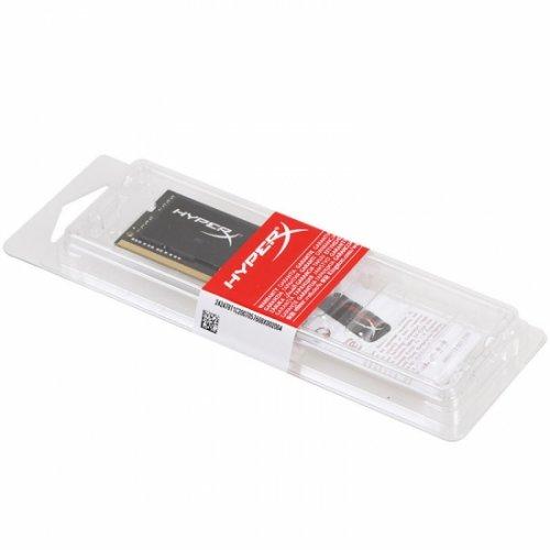 Фото ОЗУ Kingston SODIMM DDR4 8GB 2666Mhz HyperX Impact (HX426S15IB2/8)