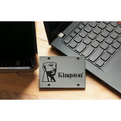 Фото SSD-диск Kingston UV500 TLC 240GB 2.5