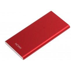 Фото Универсальный аккумулятор Nomi E050 5000 mAh Red