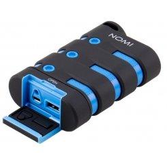 Фото Универсальный аккумулятор Nomi W100 10050 mAh Black