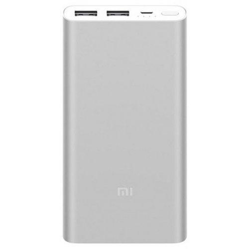 Фото Внешний аккумулятор Xiaomi Mi 2S 10000 mAh (VXN4228CN) Silver