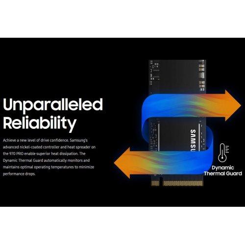 Фото Samsung 970 PRO V-NAND MLC 1TB M.2 (2280 PCI-E) (MZ-V7P1T0BW)