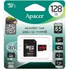 Фото Карта пам'яті Apacer microSDXC 128GB Class 10 UHS-I (с адаптером) (AP128GMCSX10U5-R)