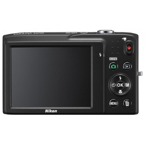 Фото Цифровые фотоаппараты Nikon Coolpix S2700 Blue
