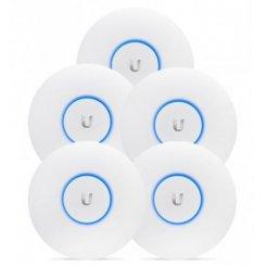 Фото Комплект точек доступа Ubiquiti UniFi AP AC PRO (UAP-AC-PRO-5)