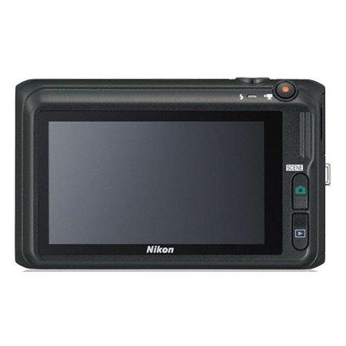 Фото Цифровые фотоаппараты Nikon Coolpix S6400 Black