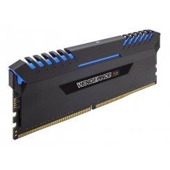 Фото ОЗУ Corsair DDR4 16GB (2x8GB) 3200Mhz Vengeance RGB Black (CMR16GX4M2Z3200C16)