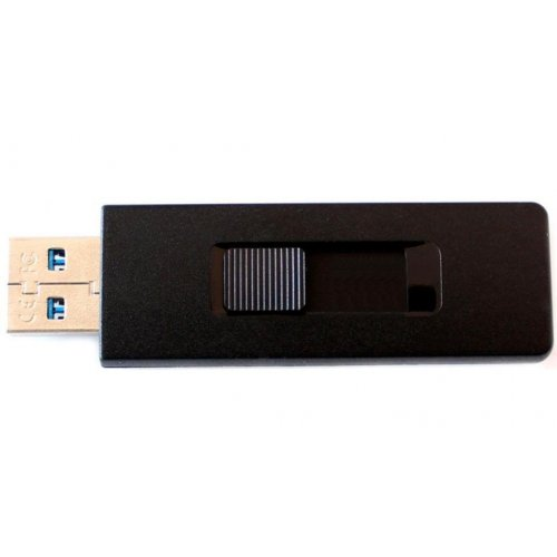 Фото Накопитель Silicon Power Blaze B20 USB 3.0 16GB Black (SP016GBUF3B20V1K)