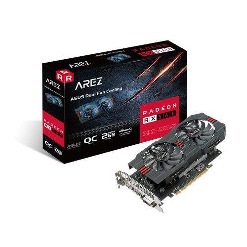 Фото Asus AREZ Radeon RX 560 OC 2048MB (AREZ-RX560-O2G-EVO)