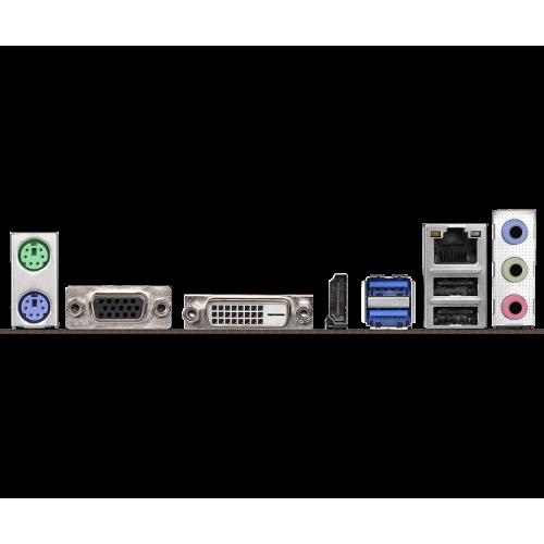 Фото Материнская плата AsRock J4005M (Intel J4005)