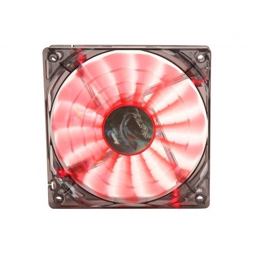 Купить Системы охлаждения, Aerocool Shark Fan LED Devil Red 120mm Black