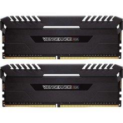 Фото ОЗУ Corsair DDR4 32GB (2x16GB) 3200Mhz Vengeance LED (CMR32GX4M2C3200C16)