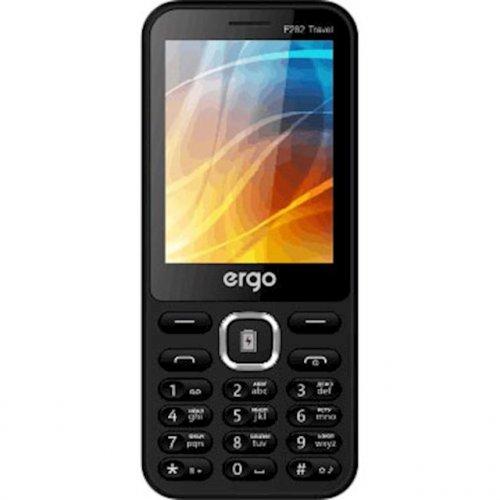 Фото Мобильный телефон ERGO F282 Travel Dual Sim Black