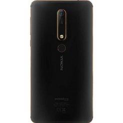 Фото Мобильный телефон Nokia 6.1 Dual Sim Black