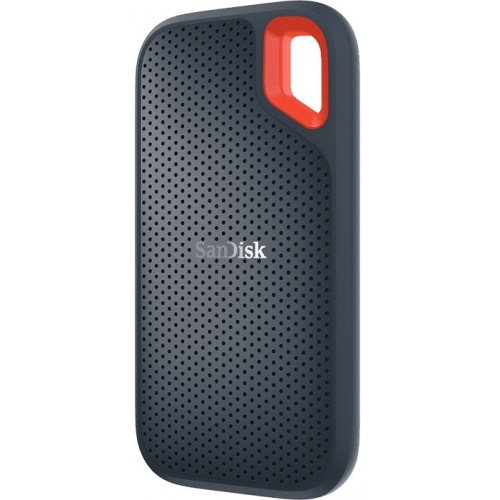 Фото SSD-диск Sandisk Extreme E60 Portable TLC 2TB USB 3.1 (SDSSDE60-2T00-G25)