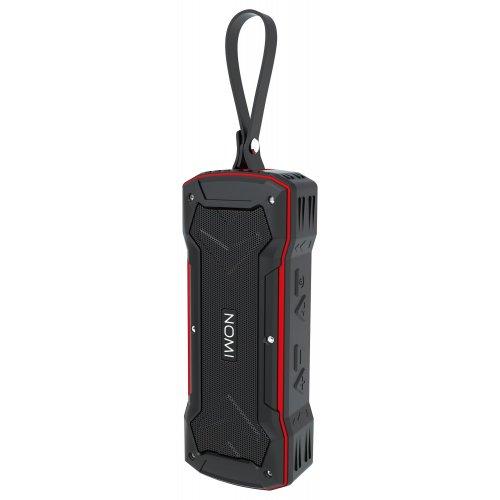 Купить Портативная акустика, Nomi Extreme Black/Red