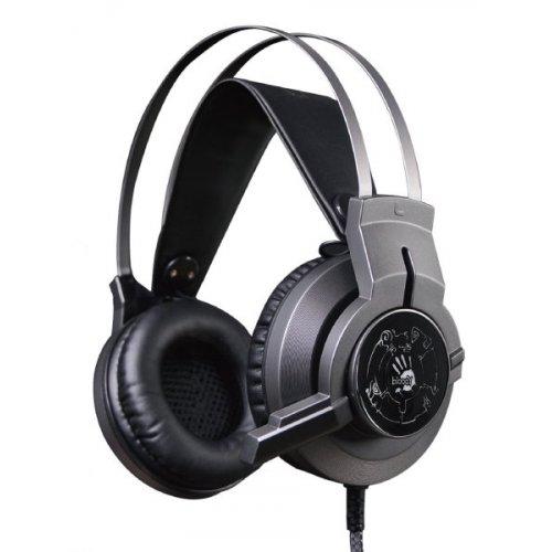 Фото Игровая гарнитура A4Tech Bloody G430 Black