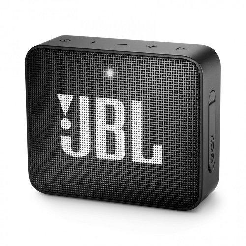Фото Портативная акустика JBL GO 2 Black