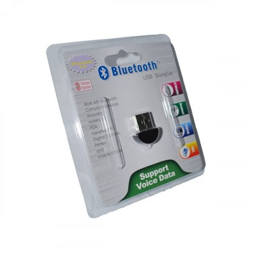 Фото Адаптер ATcom USB Bluetooth 4.0+EDR CSR-chip (7791)