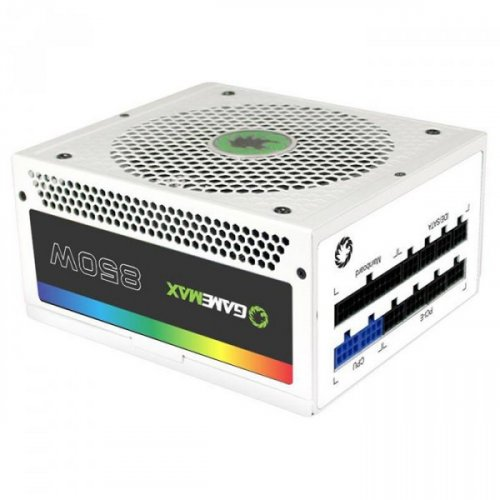 Фото Блок питания GAMEMAX RGB-850 850W (RGB-850) White