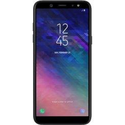 Фото Смартфон Samsung Galaxy A6 Duos SM-A600F (SM-A600FZKNSEK) Black