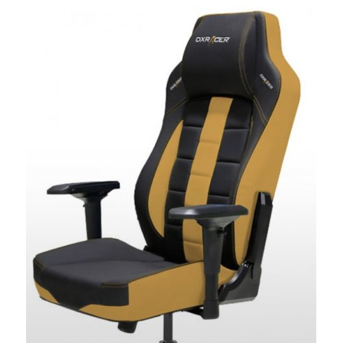 Фото Кресло DXRacer Boss (OH/BF120/N) Black/Brown