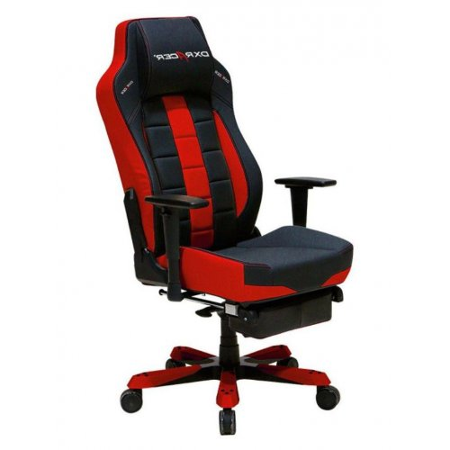 Фото Кресло DXRacer Classic (OH/CT120/N) Black/Red