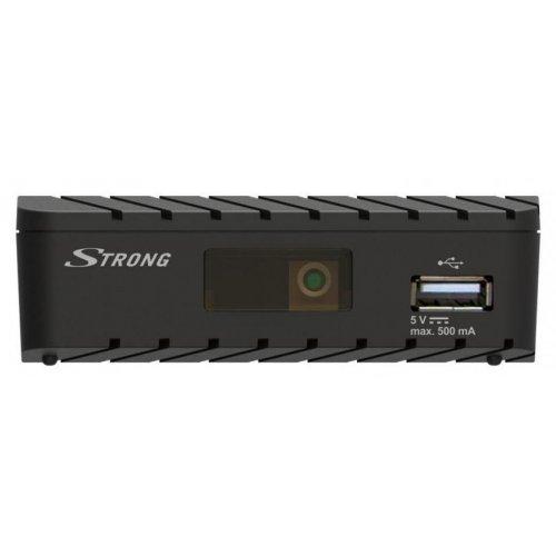 Фото ТВ-тюнер DVB-T2 Strong SRT 8203