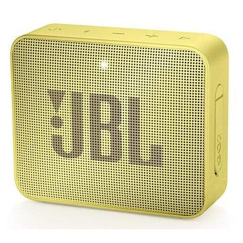 Фото Портативная акустика JBL GO 2 Lemonade Yellow