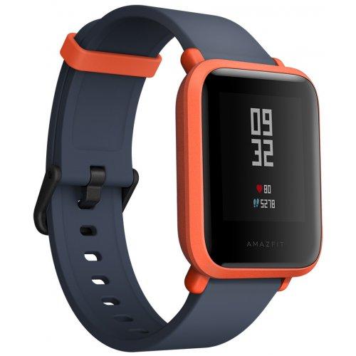 Фото Умные часы Xiaomi Amazfit Bip Cinnabar Red