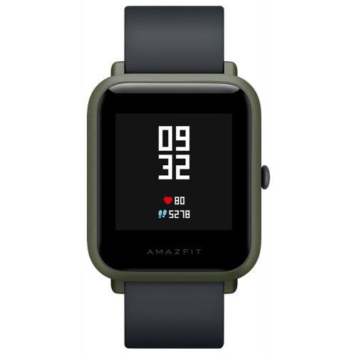 Фото Умные часы Xiaomi Amazfit Bip Kokoda Green