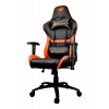 Фото Игровое кресло Cougar ARMOR One Gaming Chair Black/Orange