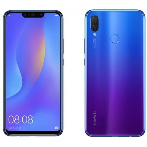 Фото Смартфон Huawei P smart Plus 4/64 (51092TFD) Iris purple