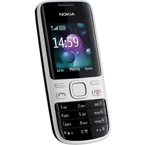 Фото Мобильный телефон Nokia 2690 White Silver