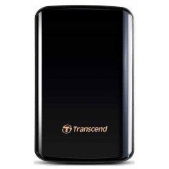 Фото Внешний HDD Transcend StoreJet 25D3 1TB (TS1TSJ25D3) Black