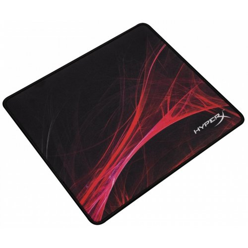 Фото Коврик для мышки HyperX FURY S Pro Gaming Mouse Pad Speed Edition S (HX-MPFS-S-SM) Black