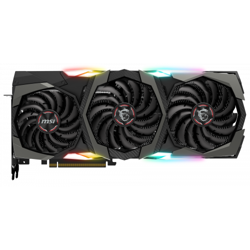 Фото Видеокарта MSI GeForce RTX 2080 Gaming X TRIO 8192MB (RTX 2080 GAMING X TRIO)