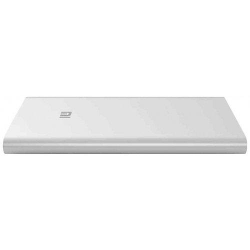 Фото Внешние аккумуляторы Xiaomi Power Bank Mi 2 5000mAh (VXN4226CN) Silver