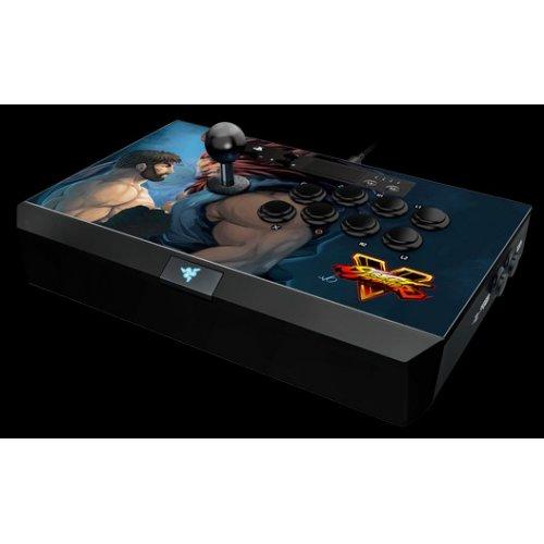 Фото Игровые манипуляторы Razer Panthera Street Fighter V for PS4 (RZ06-01690200-R3G1) Black