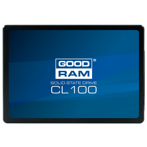 Фото SSD-диск GoodRAM CL100 TLC 480GB 2.5